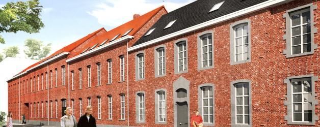 nieuwbouw project,  Burchtstraat 9, Herentals